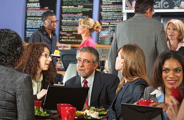 How to Fuel Happy Employees, High Performance with a Corporate Food Service Subsidy