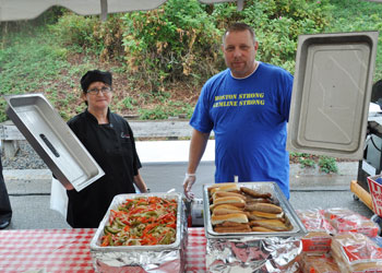 Café Services Brings Taste of Boston to Gemline – Employee Appreciation Celebration