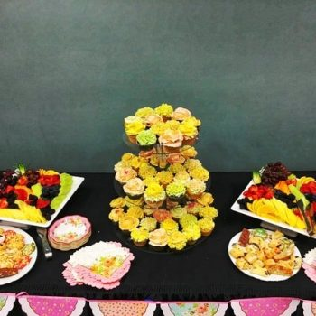 Bridal Tea at Unifirst in Wilmington, Massachusetts