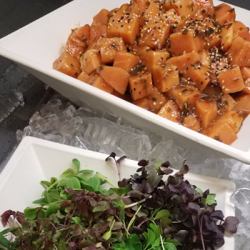 Our Poke Bowl Promotion was a Huge Success!