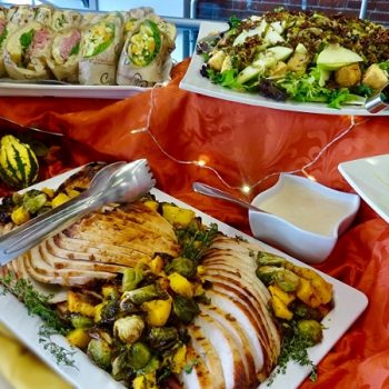 Catering Showcase Features Quality from First Bite to Last