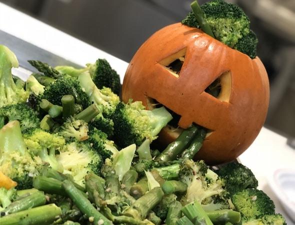 Halloween Pumpkin at iRobot Bedford Massachusetts
