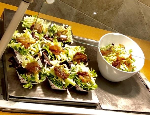 Element Glazed Method Promotion Salad
