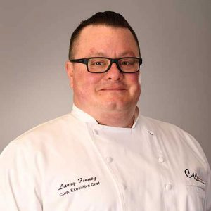 Executive Chef Larry F.