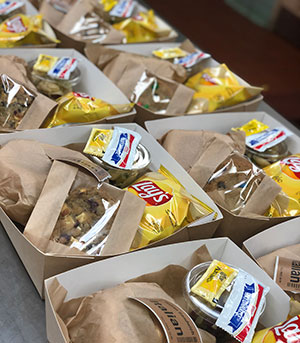 Corporate Boxed Lunches