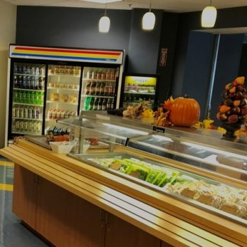Our Newly Refreshed Hybrid Market Cafe'