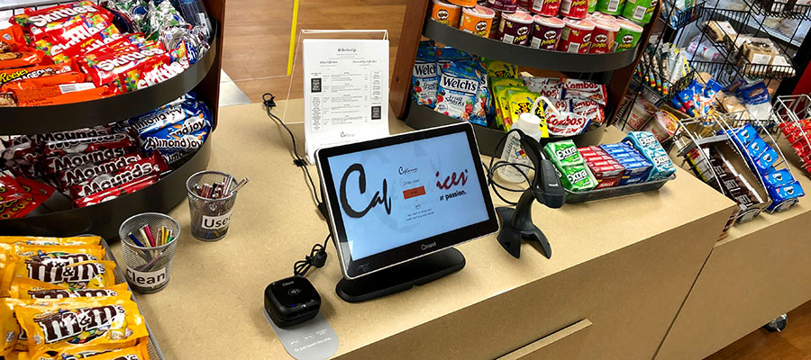 Self Checkout Micro Market
