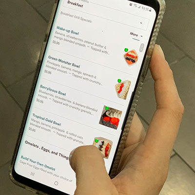 Technology Enabling Convenience