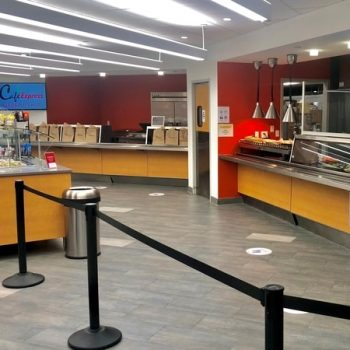 We have a New Micro Market Cafe' in Medford, Massachusetts!