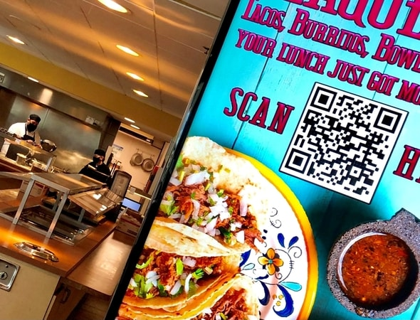 Our New Virtual Taqueria